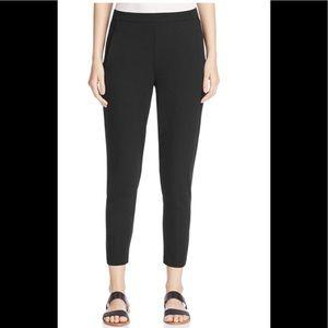 Eileen Fisher Women's Black Ankle Pants